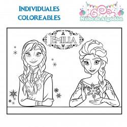 Frozen Individuales para...