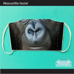 Mascarilla Orangután...