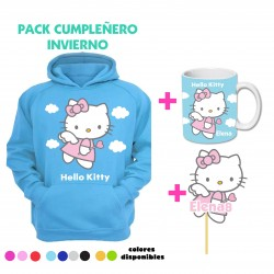 Pack Hello Kitty Poleron...