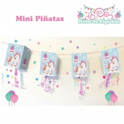 Mini Piñatas Exclusivas...