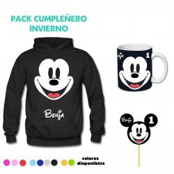 Pack Mickey Poleron...
