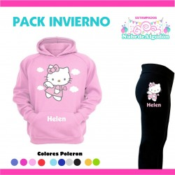 Pack Hello Kitty Poleron +...