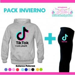 Pack Tik Tok Poleron +...