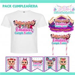 Pack Cumpleaños Bebes...