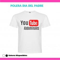 Polera Youtube Abdominales...