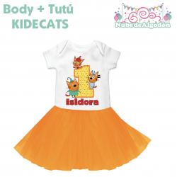 Body-Tutu Kid e Cats Niña...