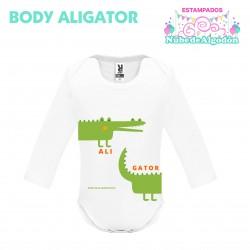 Body Aligator / Cocodrilo...