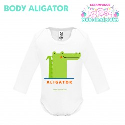 Body Aligator / Cocodrilo 2...