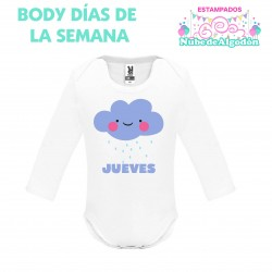 Body Nube Estampado...