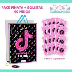 Pack Piñata + Bolsas Piñata...