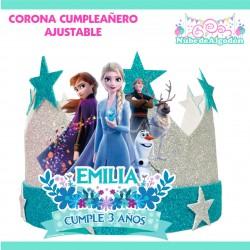 Frozen Corona festejado/a...