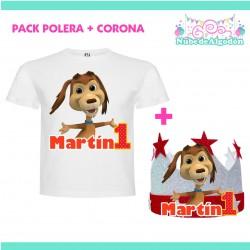 Pack Mi Perro Chocolo...