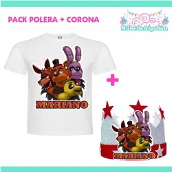 Pack Five Nights at...