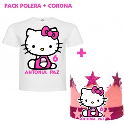 Pack Hello Kitty Polera...