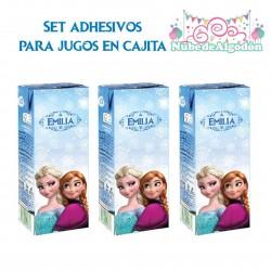 Frozen Set Adhesivos Jugos...