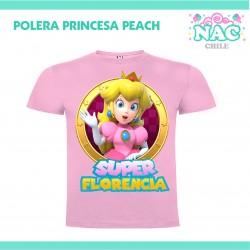 Polera Princesa Peach...