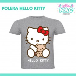Polera Hello Kitty Osito...