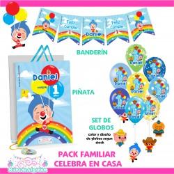 Pack Piñata-Globos-...