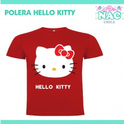 Polera Hello Kitty Cara...