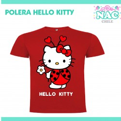 Polera Hello Kitty Chinita...