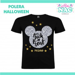 Polera Trick or Treat...