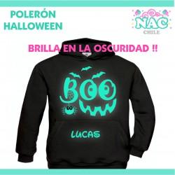 Poleron Boo Calabaza...
