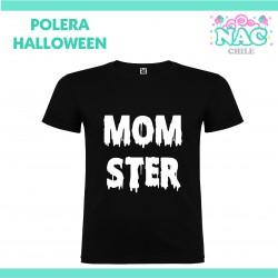 Polera MOMSTER Halloween...