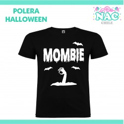 Polera MOMBIE Halloween...