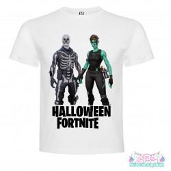 Polera Skull & Ghoul...
