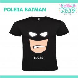 Polera Batman Cara...
