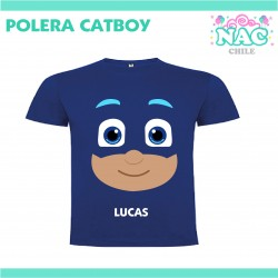 Polera Catboy Pj Mask...