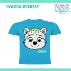 Polera Everest Paw Patrol...