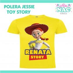 Polera Jessie Toy Story...