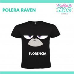Polera Raven Jovenes...