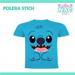 Polera Stitch Estampada...