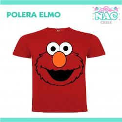 Polera Elmo Plaza Sesamo...