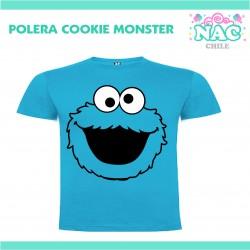 Polera Cookie Monster Plaza...