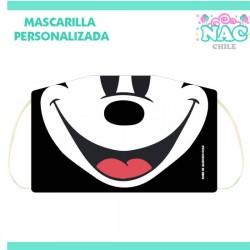 Mascarilla Mickey TapaBoca...