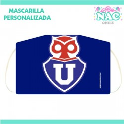 Mascarilla Universidad de...
