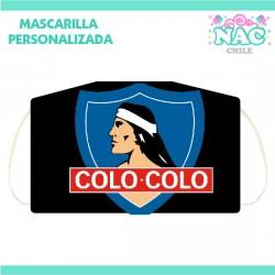 Mascarilla Colo Colo...