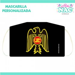 Mascarilla Futbol Union...