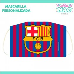 Mascarilla Football...