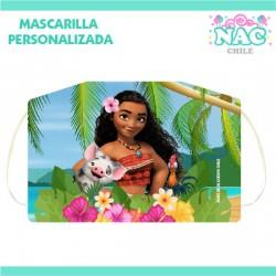 Mascarilla Moana  TapaBoca...