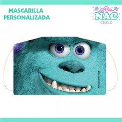 Mascarilla Monster Inc...