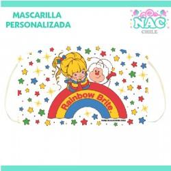 Mascarilla Rainbowbrite...