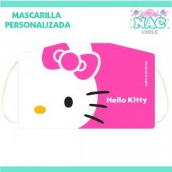Mascarilla Hello Kitty...
