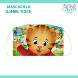 Mascarilla Daniel Tigre...