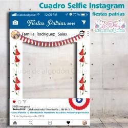 Cuadro Selfie Fiestas...