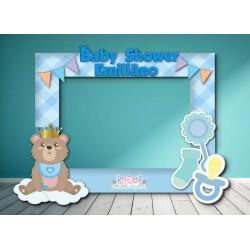 Cuadro Selfie Baby Shower...