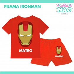 Pijama Iron Man Avengers...